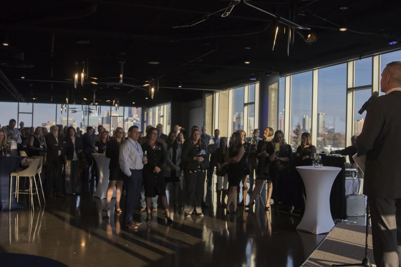 Corporate event venue in Calgary