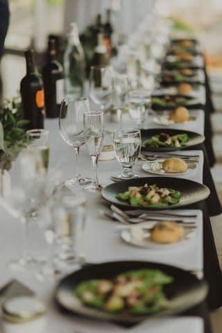 wedding catering offer details - Skyline Calgary